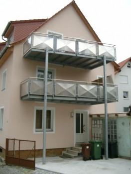 Balkon Hirtengasse